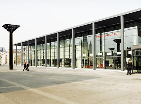 Congess Hall Rheingoldhalle